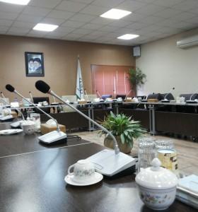 سیستم کنفرانس شهرداری